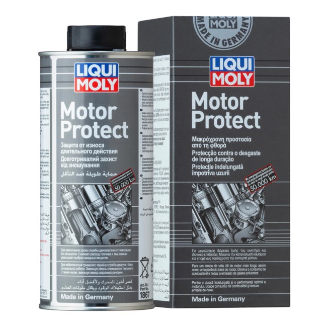 Liqui Moly Aditivo Motor Protect 500ml