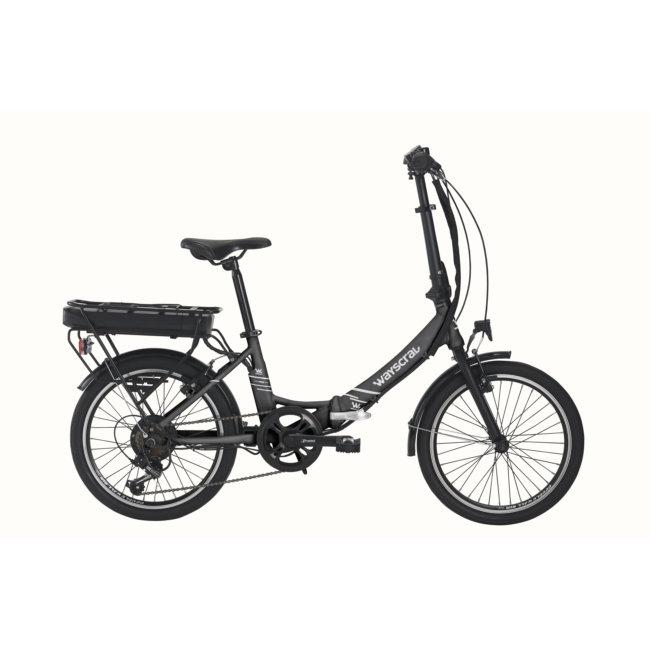 Wayscral Bicicleta Eléctrica Takeaway E100 20'' - Preto